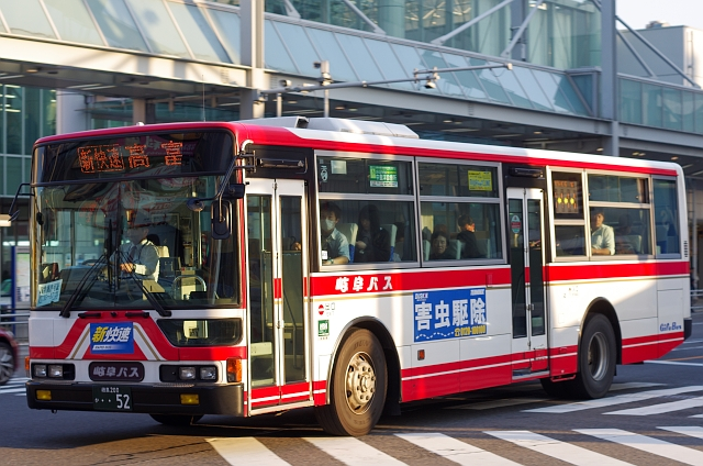 名鉄岐阜にて 2015.4