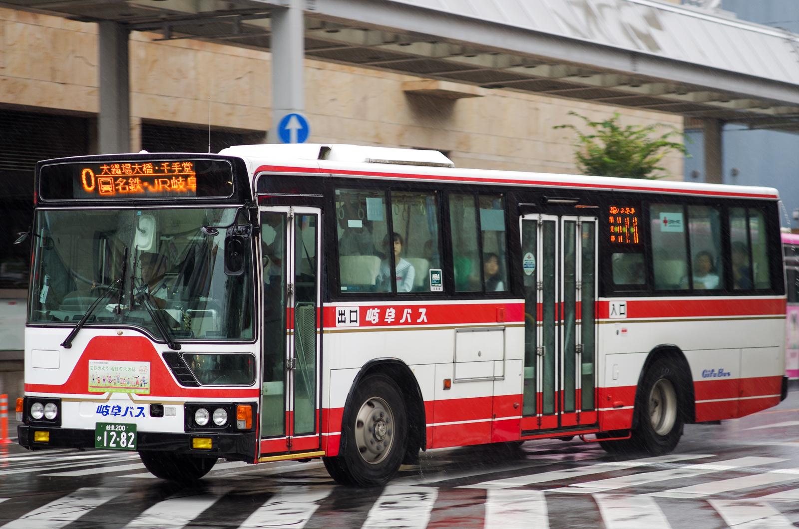 名鉄岐阜にて 2015.9