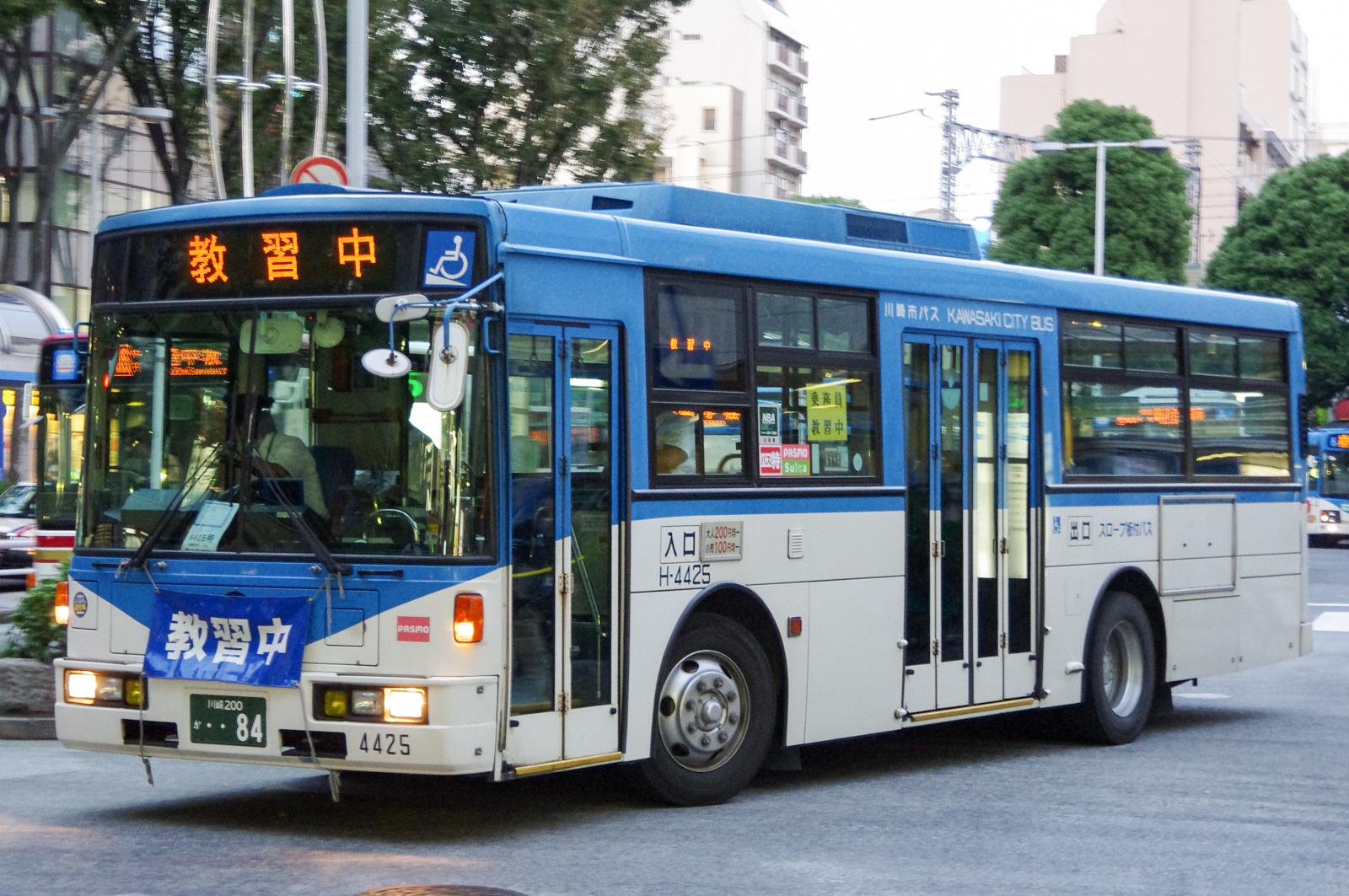 小杉駅にて 2012.10