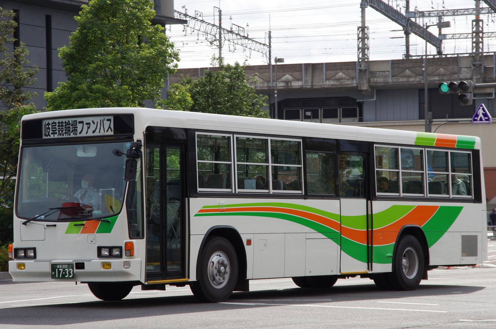JR岐阜にて 2015.10