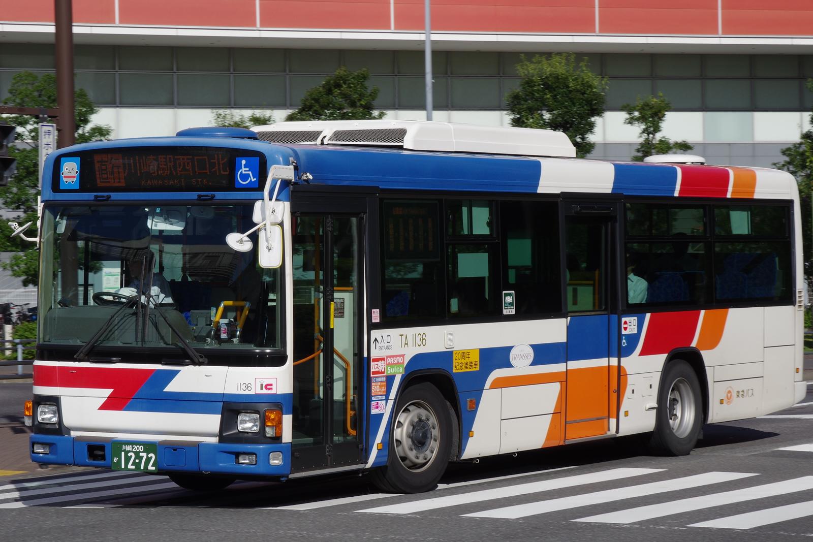 川崎駅西口北にて 2016.8