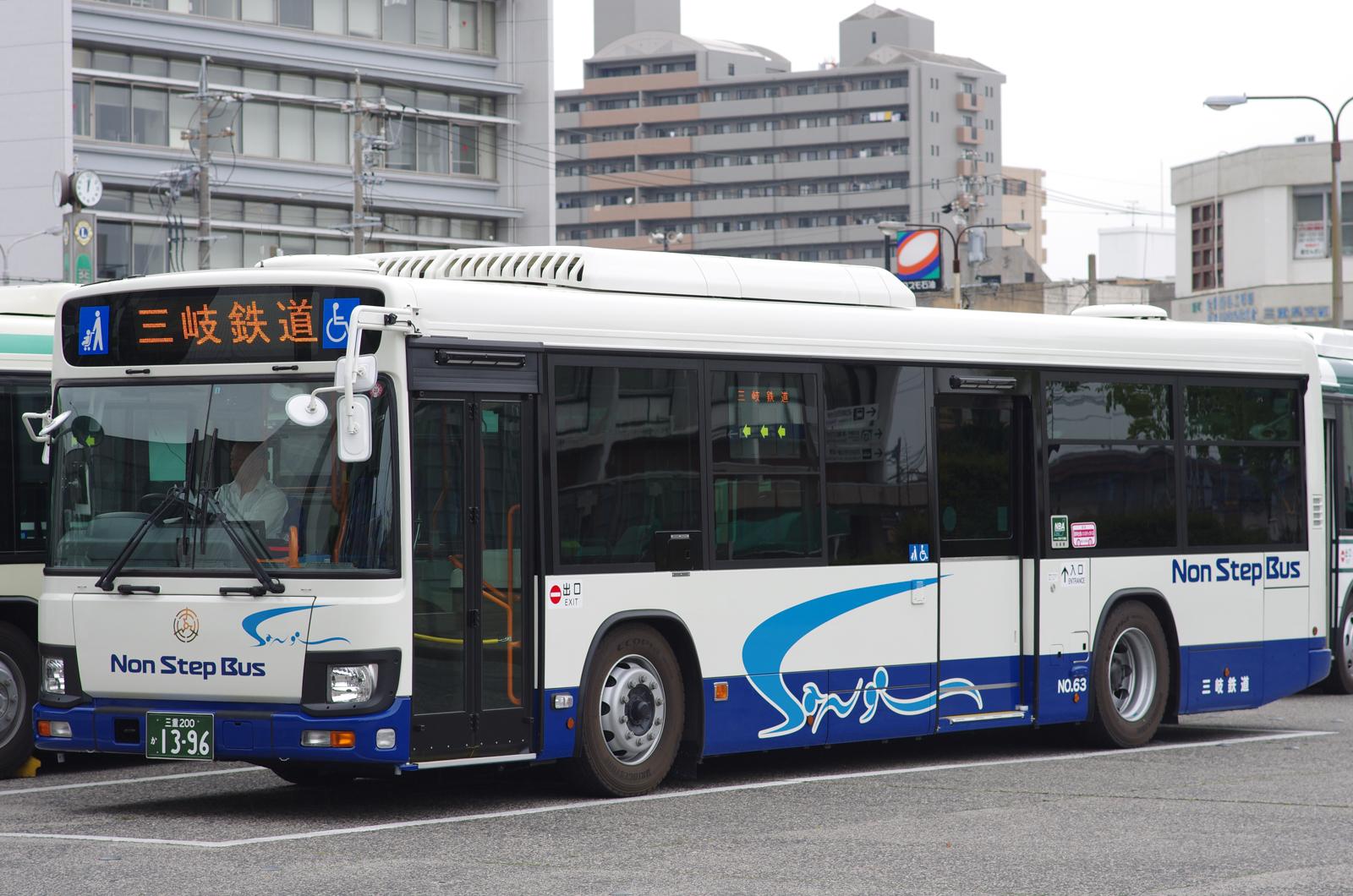 JR四日市駅前にて 2016.5