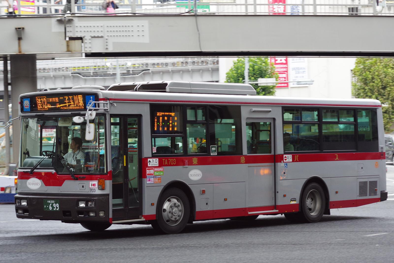 渋谷駅にて 2016.8
