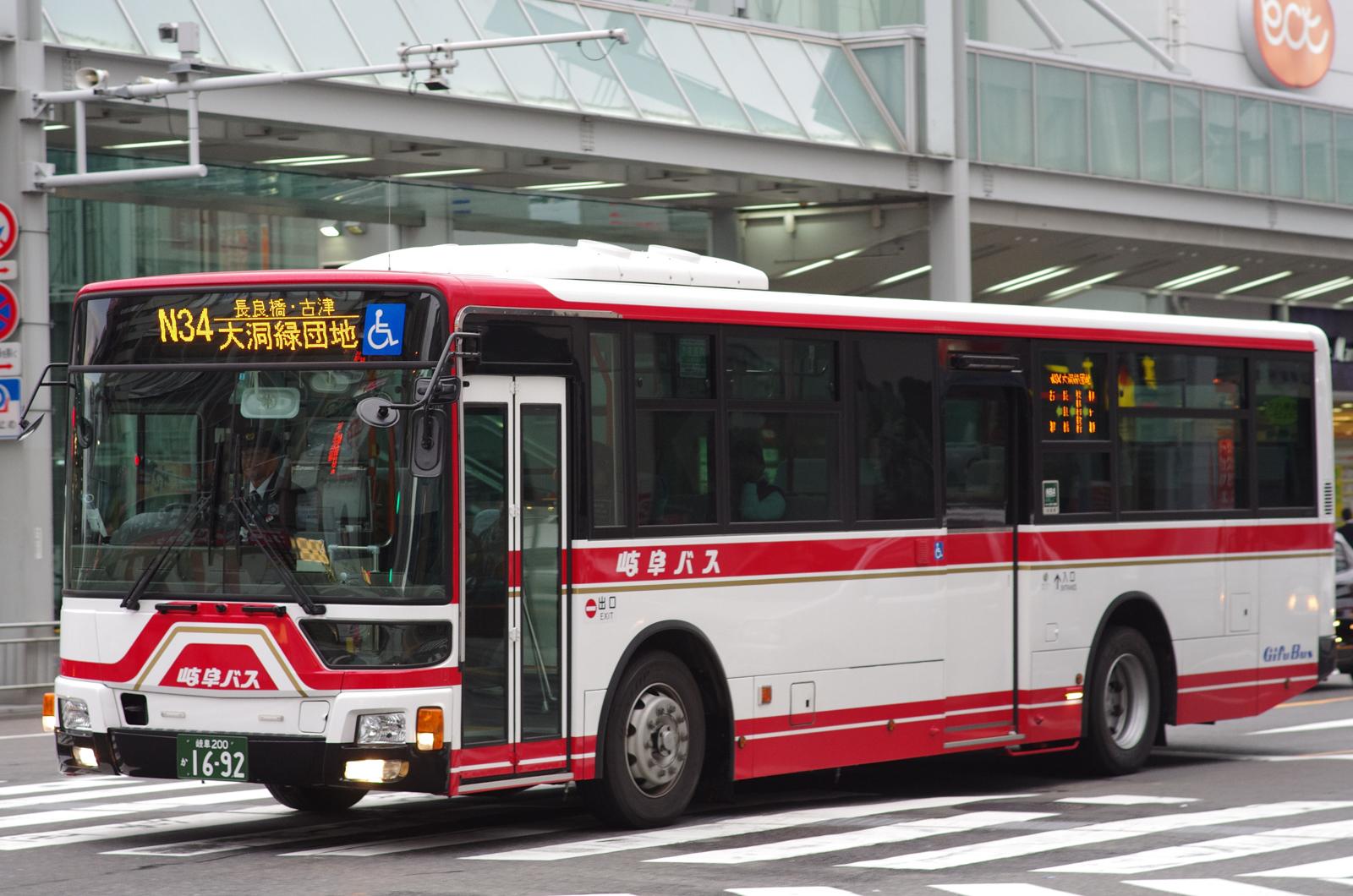 名鉄岐阜にて 2015.11