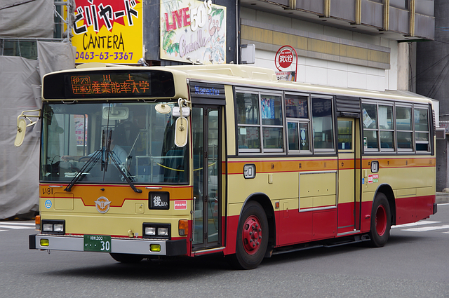 神奈川中央交通 い81 | 路線バス...