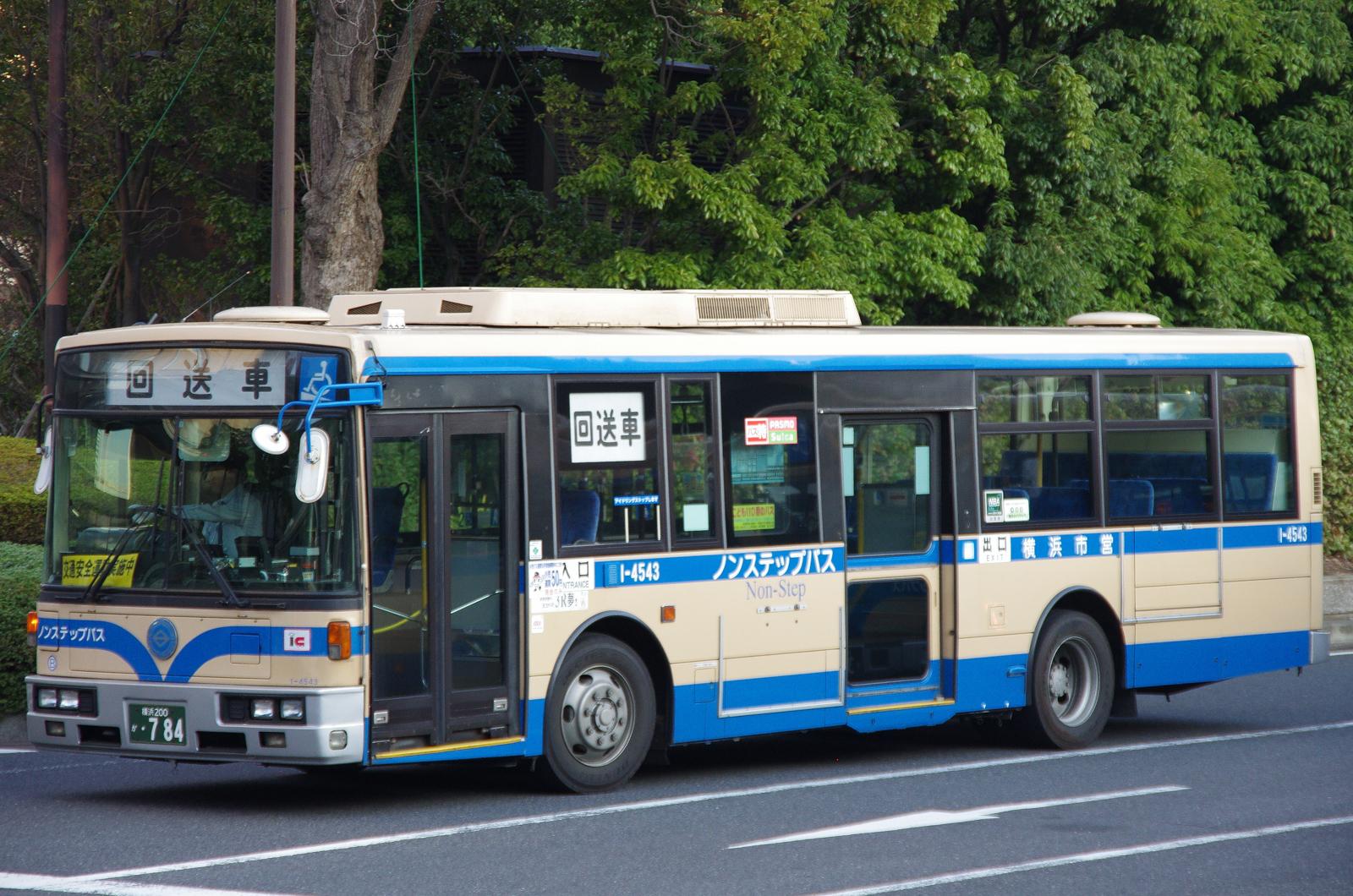 横浜駅西口にて 2016.1