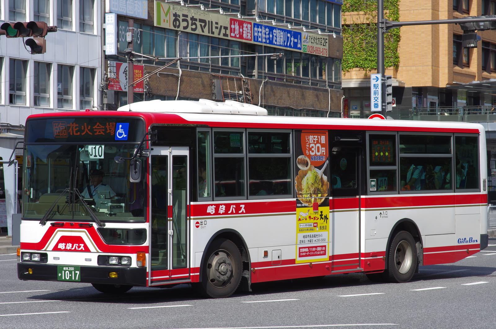 JR岐阜にて 2015.7