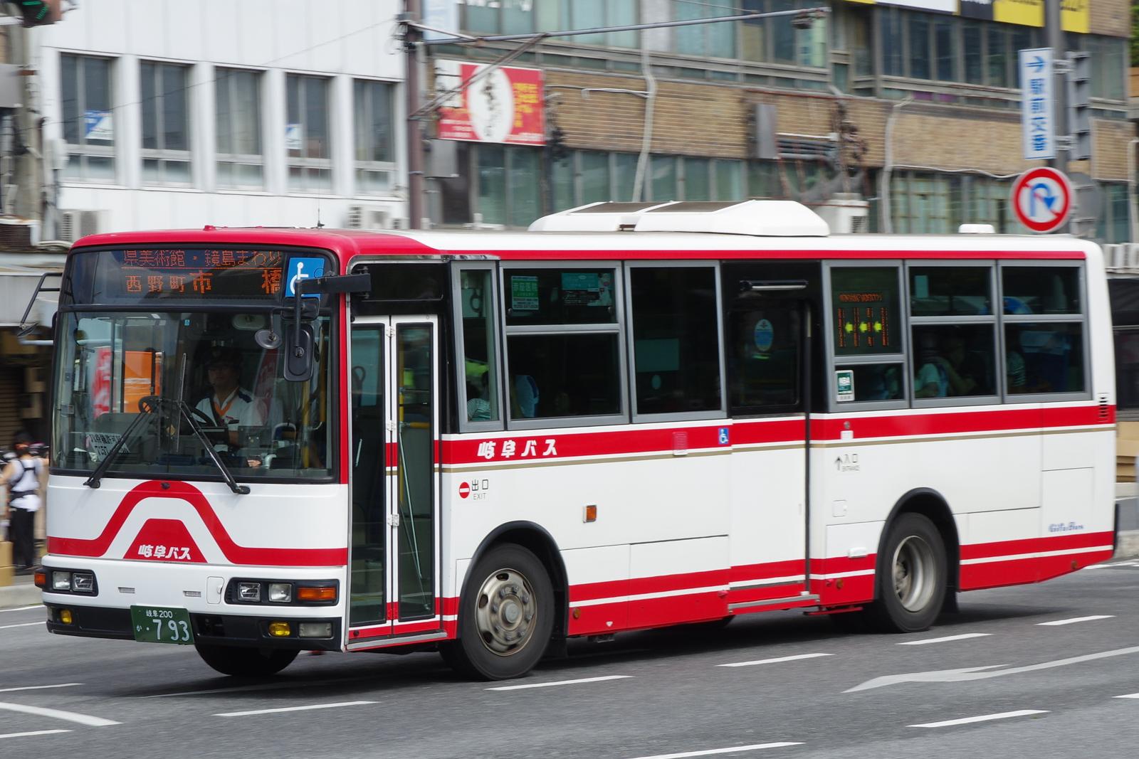 JR岐阜にて 2016.10