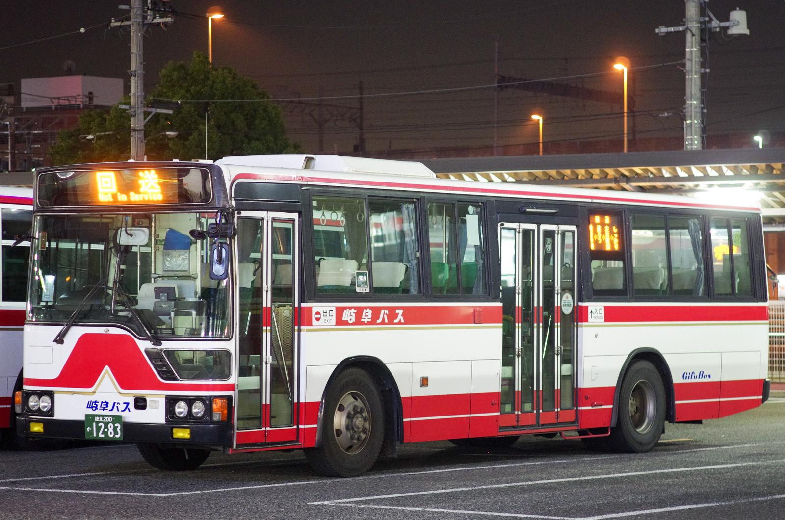 名鉄岐阜にて 2016.3