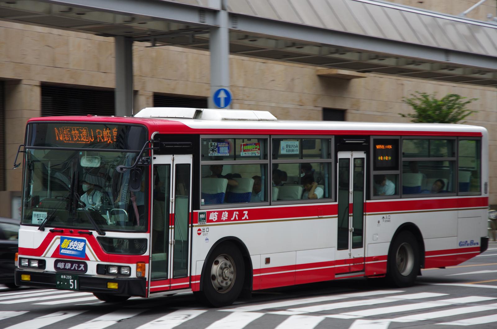 名鉄岐阜にて 2014.8