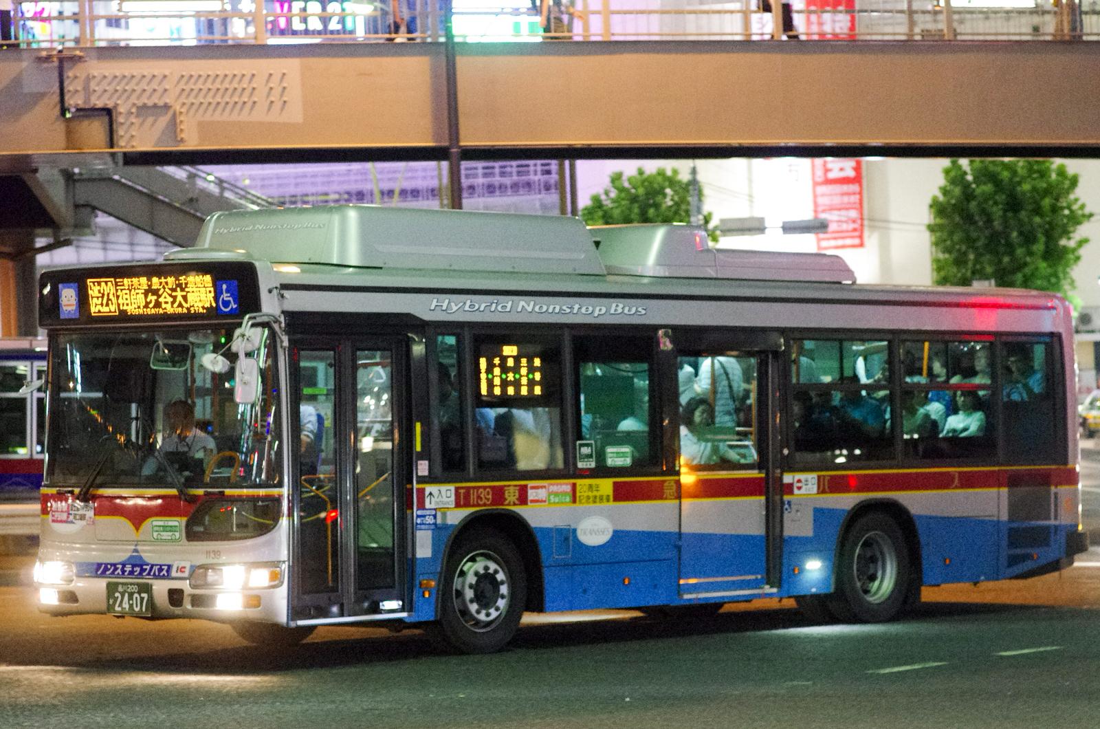 渋谷駅にて 2015.8