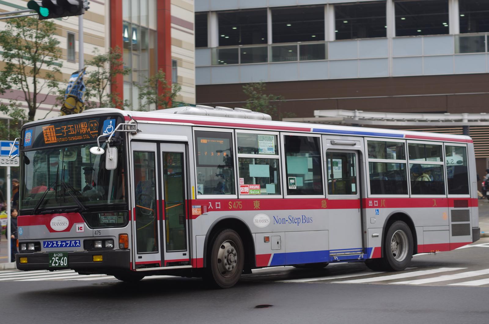 小杉駅東口にて 2016.3