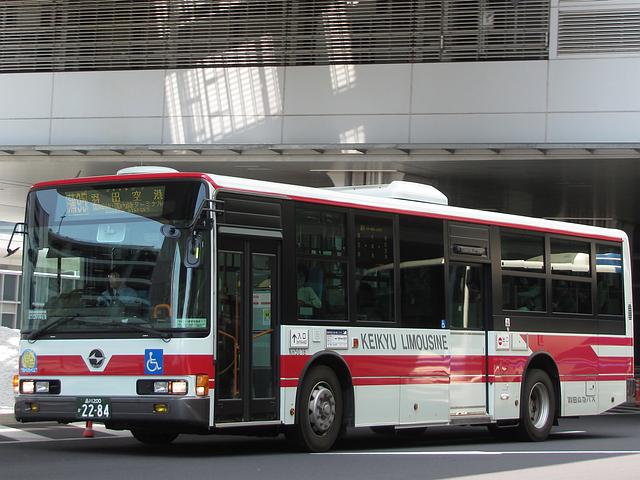羽田京急バス NH5078 | 路線バス...