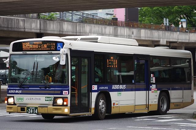 京王電鉄バス J21216 | 路線バス...