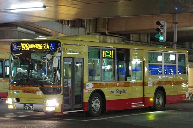 神奈川中央交通 ま66 | 路線バス...