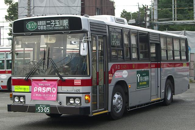 東急バス S1425 | 路線バス車両...