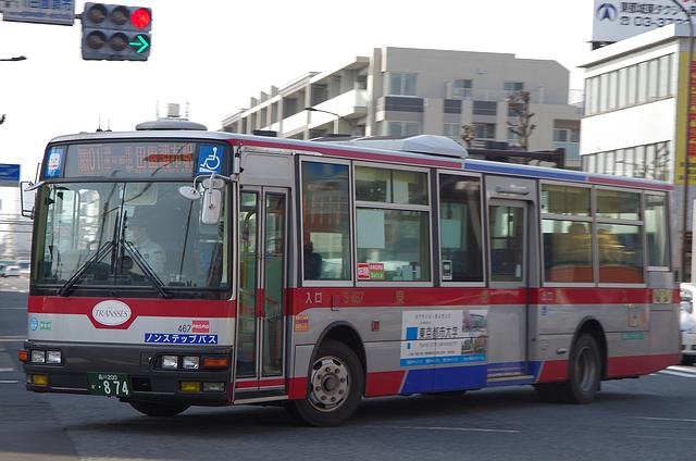東急バス S467 | 路線バス車両ア...